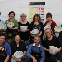 "Karl Harron ""The Perfect Vessel Workshop"" September 2014"
