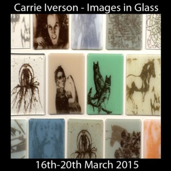 Images in Glass with Carrie Iverson
