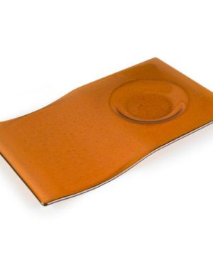 Serving Tray, 15.25 x 9.375 x .75 in (387 x 238 x 19 mm), Slumping Mould