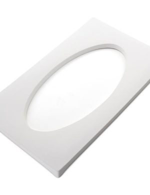 Ellipse Drop Out 18.125 in (460 mm), Slumping Mould