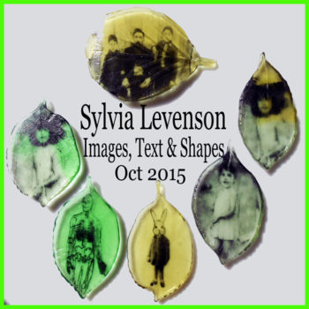 Images, Text & Shapes with Silvia Levenson