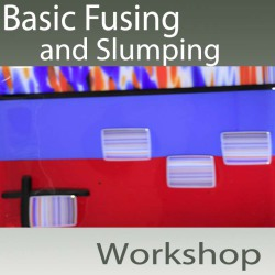 Basic Fusing & Slumping (Plate Making)