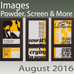 Images – Powder, Screen and More with Stacy Smith (USA)