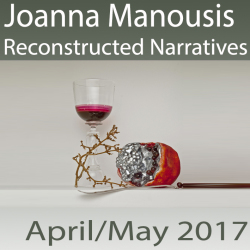 Joanna Manousis – Reconstructed Narratives – Two Part Mould Making